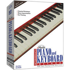 Emedia Piano & Keyboard Method for WIN (DOWNLOAD) : 300 + Piano Lessons
