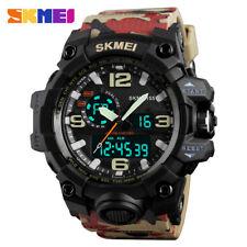 2017 SKMEI Smart Watch intelligente Orologio Quartz Wrist LCD Watch impermeabile