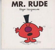Mr. Rude - PB 2003 Printing - Roger Hargreaves