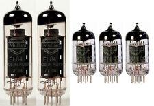 New MULLARD  Russian tube set for VOX AC15 - 12AX7 & EL84 reissue valves
