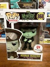 Funko Pop! Television: Herman Munster #868! Walgreens Exclusive!