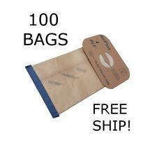 (100) Vacuum Bags for Electrolux Cannister Aerus C Vac 4 Ply