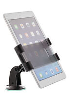 SUPPORT VOITURE PARE BRISE STATION ACCEUIL DOCK POUR TABLETTE IPAD ROTATION 360°