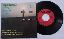 disque vinyle 45 tours Orchestre de chambre de toulouse orgue bon état