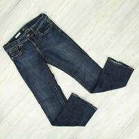 Kut From The Kloth Natalie High Rise Bootcut Jeans Womens Sz 6 (30 x 31) Dark