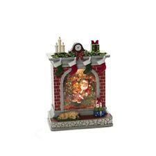 Konst Smide LED Water Lantern - Christmas Fireplace