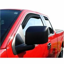 Side Window Vent-Ventvisor In-Channel Deflector 4 pc. fits 04-14 Ford F-150