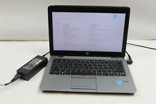 "HP Elitebook 820 G2 12.5"" DC i7-5600U 2.6GHz 4GB No Storage/Battery FPR BT"