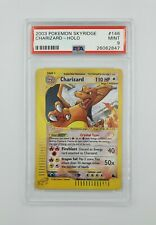 POKEMON PSA 9 MINT CRYSTAL CHARIZARD SKYRIDGE ENGLISH HOLO CARD 146/144