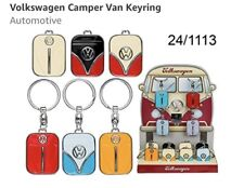 Vw Volkswagon Keyring T1 T2 T3 T4 T5 Camper Authentic Hologram 2018 Official