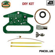 Unassembled No Tune End Fed Half Wave EFHW Antenna Kit For Radio Communications