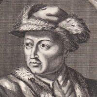 Portrait XVIIIe Jean D'Orléans Jean De Dunois Baron De Gex Siège D'Orléans