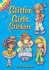 Glitter Girls Stickers by Teresa Goodridge (Paperback, 2017)