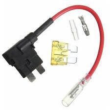 ACU Add A Circuit Piggy Back Pluggable Standard Blade Tap Fuse Holder 12V/ 20A