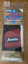 Franklin Adult Large Left Hand Leather Softball/Baseball Batting Glove Vintage
