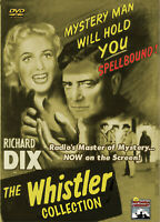 THE WHISTLER FILMS COLLECTION - 8 Movies Plus TV Episode