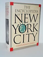 The Encyclopedia of New York City, from prehistory to the present,1995 Hardcover