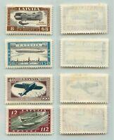 Latvia 1933 SC CB21-CB22 mint . f1464