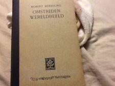 Dutch language astrology book; 1943; Omstreden Wereldbeeld