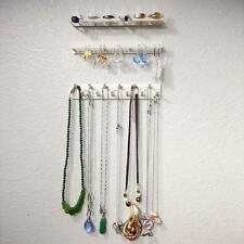 Jewelry Brooch Earrings Closet Display Organizer Dress Hanging Holder Storage BБ