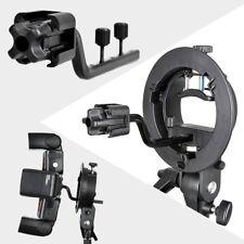 Godox S-FA Universal Four Speedlite Adapter Holder Hot Shoe Mount for Flash