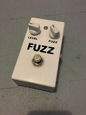 Area 51 FUZZ Pedal Boutique Vintage Fuzz Face Style