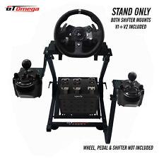 GT Omega Steering Wheel stand PRO For Logitech G920 Racing wheel & shifter V2