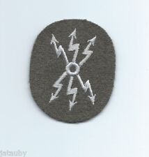 EAST GERMAN MILITARY PATCH DDR VINTAGE GDR COLD WAR NEW OLD STOCK BERLIN  1970's