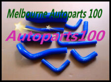 FOR NISSAN PULSAR GTIR RNN14 N14 SR20DET 90-94 SILICONE HEATER HOSE BLUE