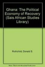 Ghana: The Political Economy of Recovery Sais African Studies Library
