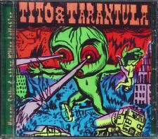 SEALED NEW CD Tito & Tarantula - Hungry Sally And Other Killer Lullabies