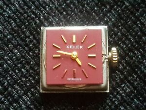 kelek Ladies Watch antique vintage breitling
