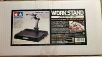 Tamiya Work Stand with Magnifying Lens 74064