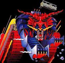 Judas Priest - Defenders Of The Faith Vinyl LP Heavy Metal Sticker or Magnet