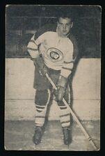 1952-53 St Lawrence Sales (QSHL) #46 GORDIE HUDSON (Quebec)