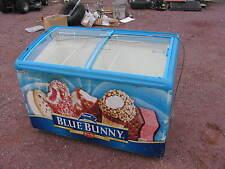 Aht Ice Cream Display Cabinet Model (Rios125) Freezer Blue Bunny
