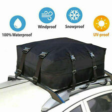 430 Liter Faltbare Auto Dachkoffer Gepäckbox Wasserdicht Tragbar Dachboxen DHL