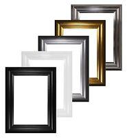 Wide Frame Bucharest Range Picture Frame Photo Frame CHROME
