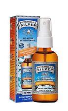 Sovereign Silver 2 oz 2 Pack - Bioactive Silver Hydrosol 10 PPM Fine Mist Spray