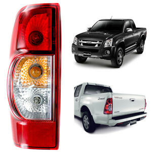 Genuine Left Bulbs + Red Tail Lamp Fits Isuzu D-Max Holden Rodeo 2007 2011