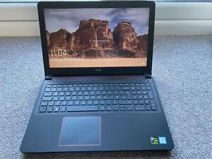 Dell Inspiron 15 5577 Gaming Laptop i5 7300HQ 2.5GHz, 8GB RAM, 256GB SSD & 1THDD