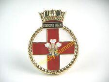 HMS PRINCE of WALES  WWII Royal Navy Battleship 1/350 1/700 Model Display Emblem