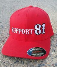 Hells Angels CaveCreek RED Support81 Cap