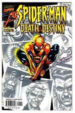 Spider-Man Death & Destiny #1-3 (2000) Marvel VF+ to VF/NM