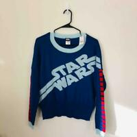 New w/ Tags STAR WARS Ugly Holiday Sweater Women's Juniors Size Medium M