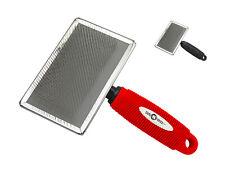 cuteNfuzzy® Premium Small Pet Slicker Brush for Cats & Dogs Shedding Tool
