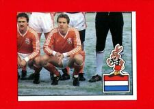 EURO '88 Panini 1988 - Figurina-Sticker n. 210 - NEDERLAND TEAM 4/4 -New