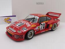 "Norev 187436 # Porsche 935 24h LeMans 1979 "" Stommelen - Barbour - Newman "" 1:18"