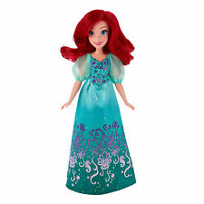 Disney Princess Ariel Royal Shimmer Doll New