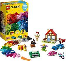 LEGO CLASSICS ,11005,900 piezas,Diversión Creativa LEGO,Para Niños y Niñas,Nuevo